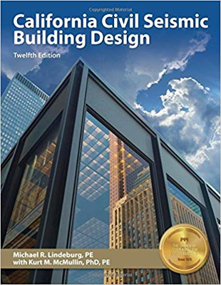 California Civil Seismic Design of Building Structures, 12th Edition