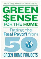 Green Sense for the Home: Rating the Real Payoff