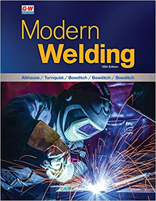 Modern Welding 12th Edition