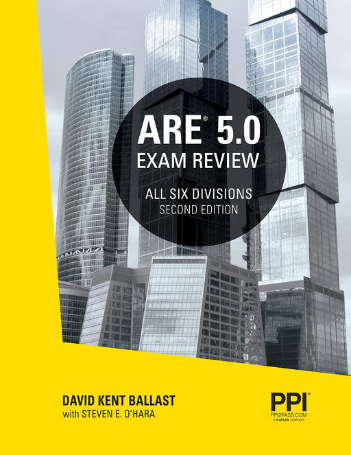 ARE 5 Practice Exam for the Architect Registration Exam 2nd Edition
