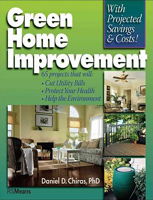 RS Means Green Home Improvement