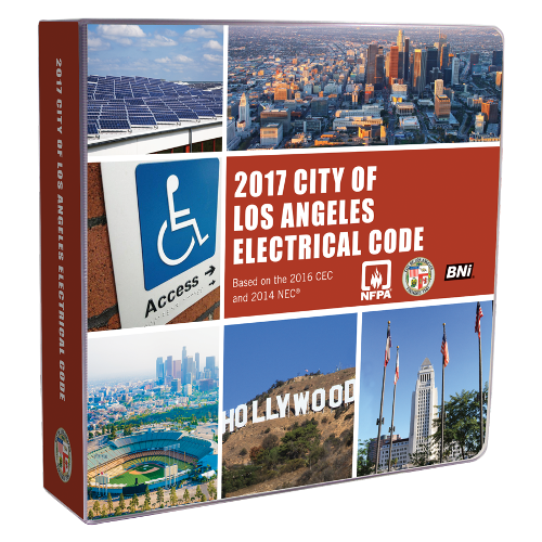 2017 City of LA Electrical Code (Complete)