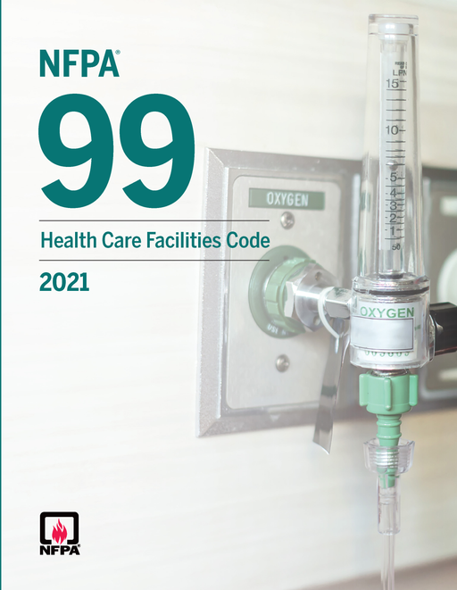 NFPA 99 Health Care Facilities Handbook 2021