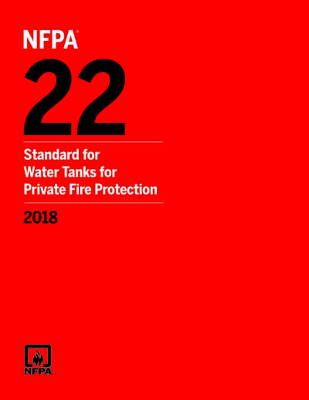 NFPA 22 Standard for Water Tanks for Private Fire Protection 2018