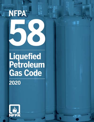 NFPA 58 Liquefied Petroleum Gas Code 2020