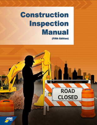 APWA's Construction Inspection Manual 5th Edition