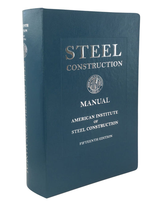 Steel Construction Manual 15th Edition