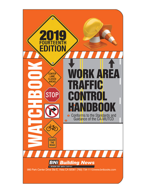 WATCHBOOK: Work Area Traffic Control Handbook