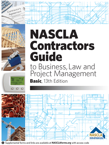 NASCLA Contractors Guide to Business Law and Project Management