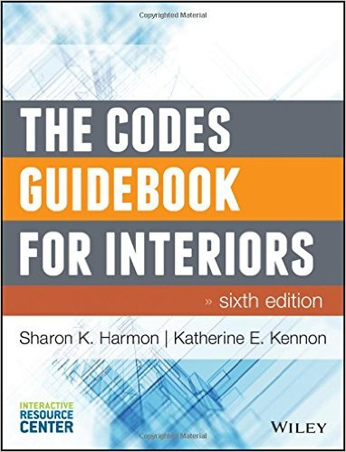 The Codes Guidebook for Interiors 6th
