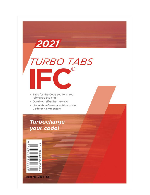 International Fire Code Turbo Tabs