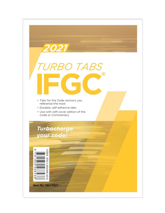Fuel Gas Code Turbo Tabs