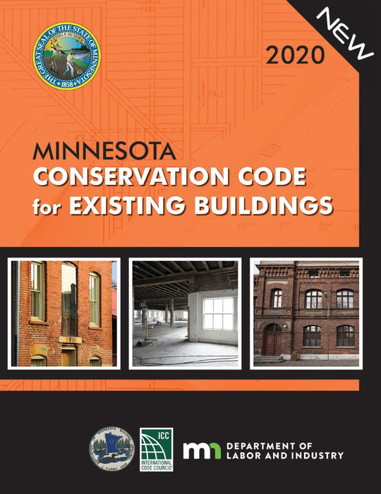 Minnesota Conservation Code for Existing Buildings 2020