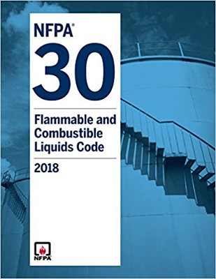 NFPA 30 Flammable and Combustible Liquids Code 2018