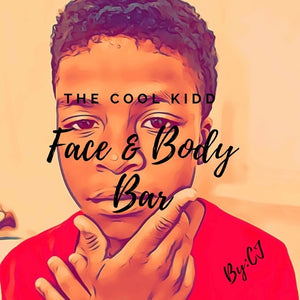 The Cool Kidd Face and Body Bar (2 pack)