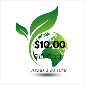 H2H Gift Card