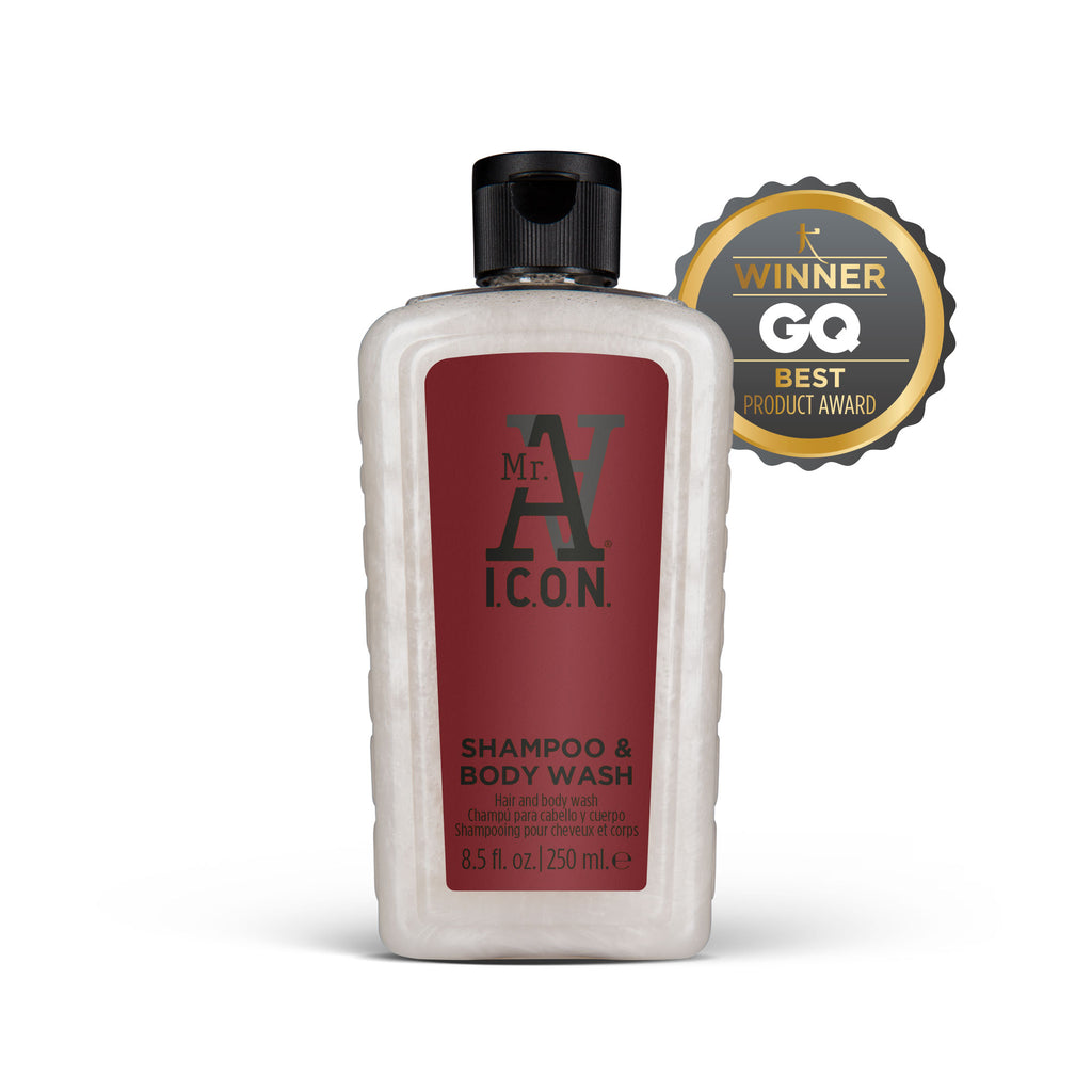 MR.A ANTI-HÅRTAB SHAMPOO & BODY WASH