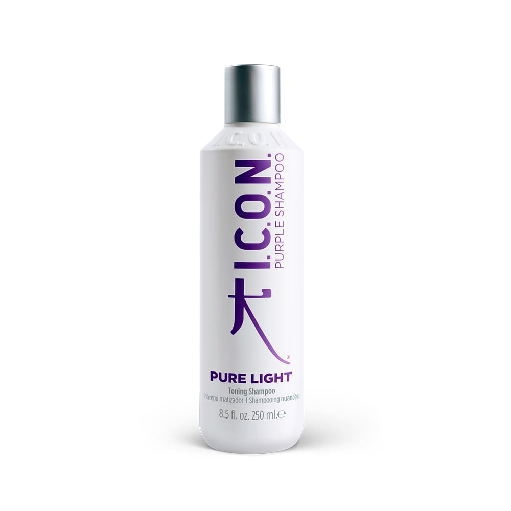 PURE LIGHT SILVER SHAMPOO | NYHED