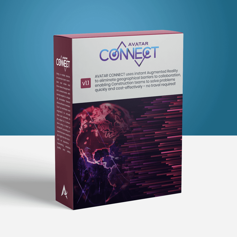 Avatar CONNECT - Collaborative Augmented Reality Software