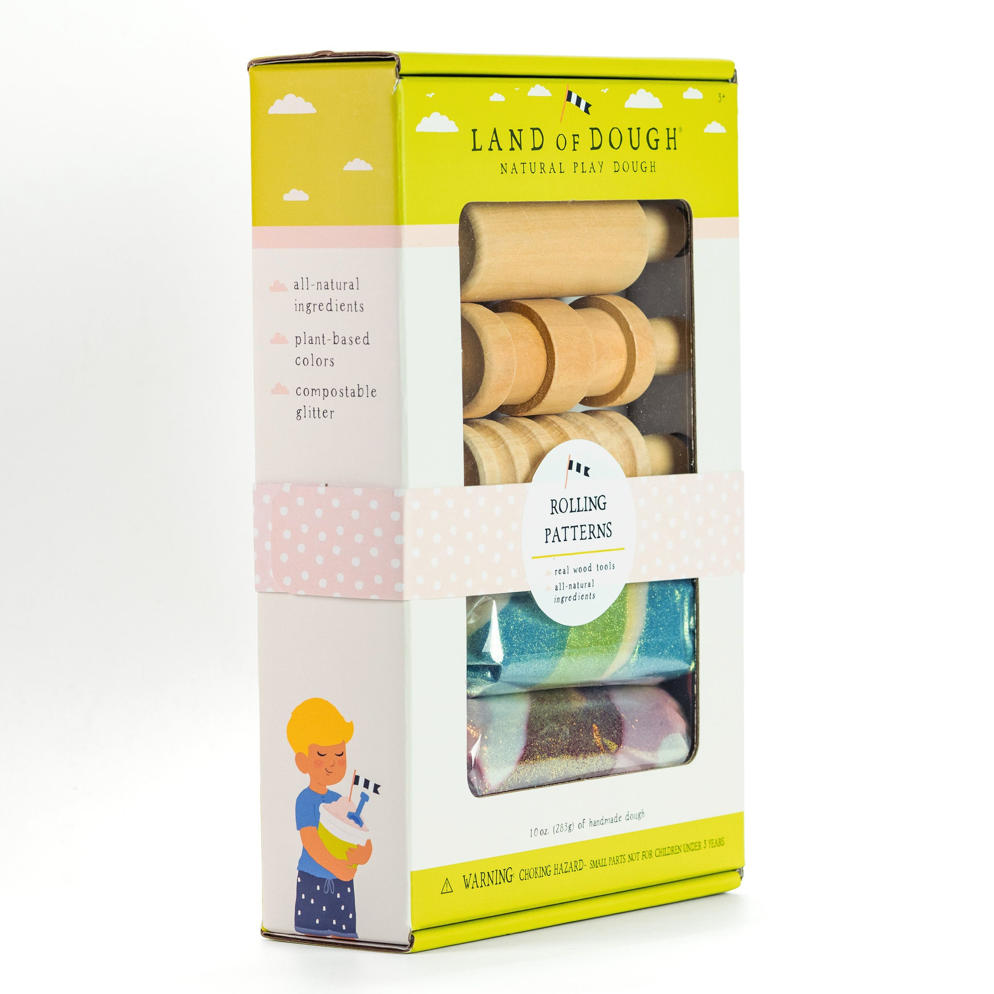 Rolling Patterns Kit