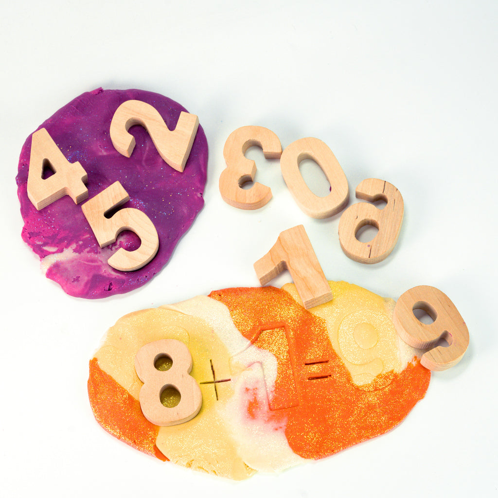 Learning Numbers Kit