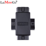 High quality  OBD2 OBDII Full 16 Pin Male to 3 Female 1 to 3 OBD Cable Splitter Converter Adapter for Diagnostic Extender