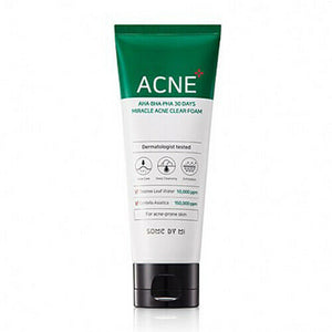 100ml Acne Blackhead Removal Facial Cleanser