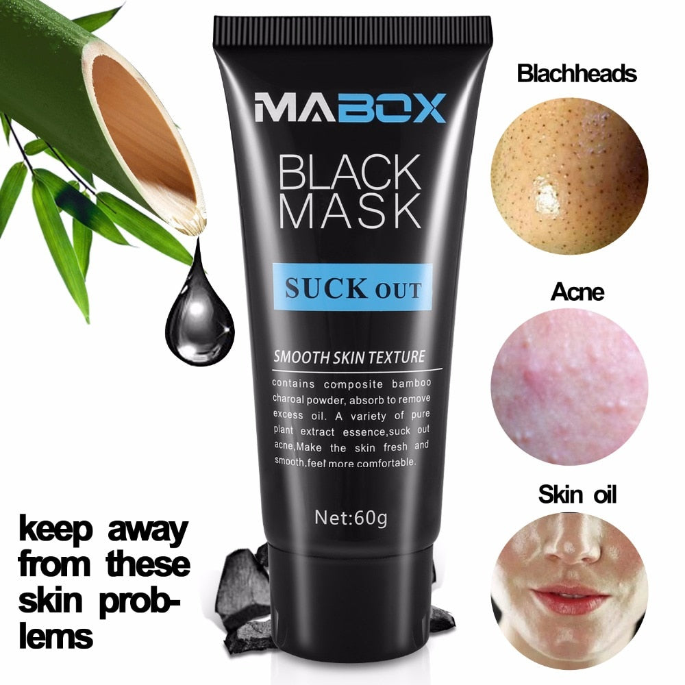Whitening Cream Face Suction Black Mask Facial Mask