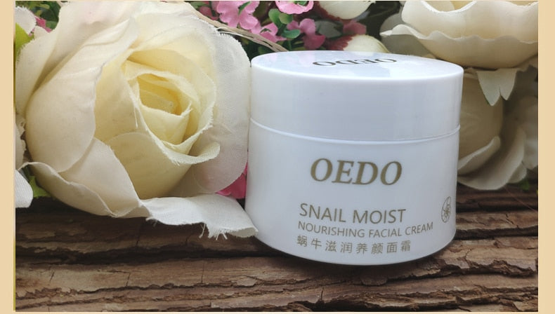 Snail Essence Skin Care Face Cream Serum