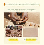 Organic Shea Butter Unrefined skin care h