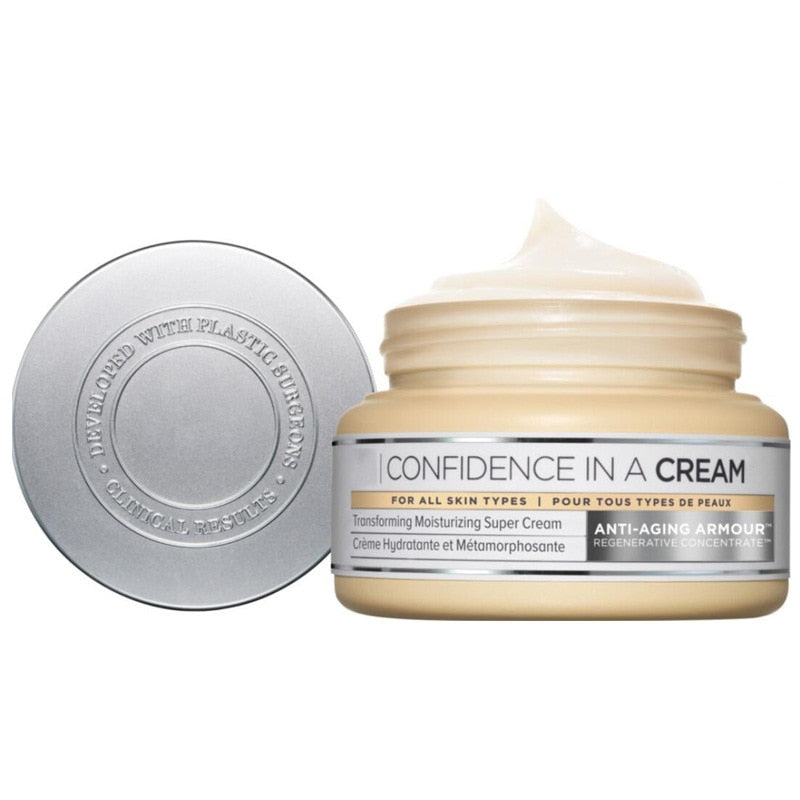Moisturizer 60 ML/ 2 Oz Hydrating Transforming Face Cream