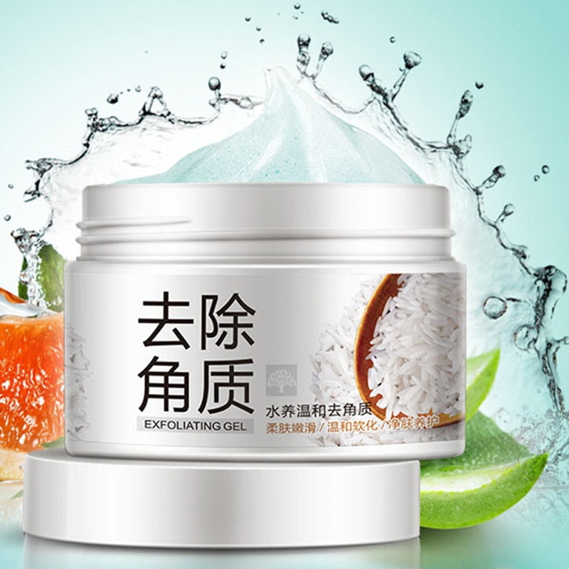 Facial Scrubs Natural Facial Exfoliator Cream