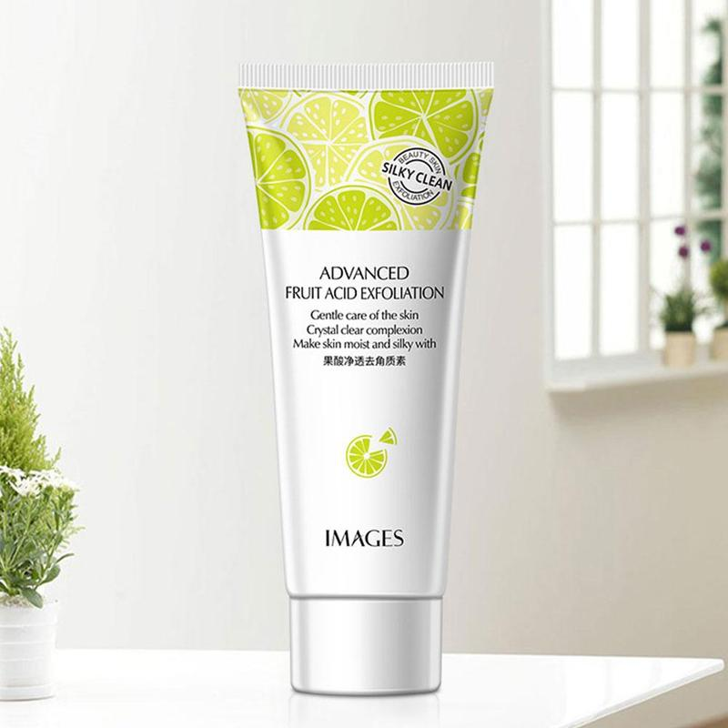 Face Exfoliator Face Scrub Fruit Acid Deep Cleansing