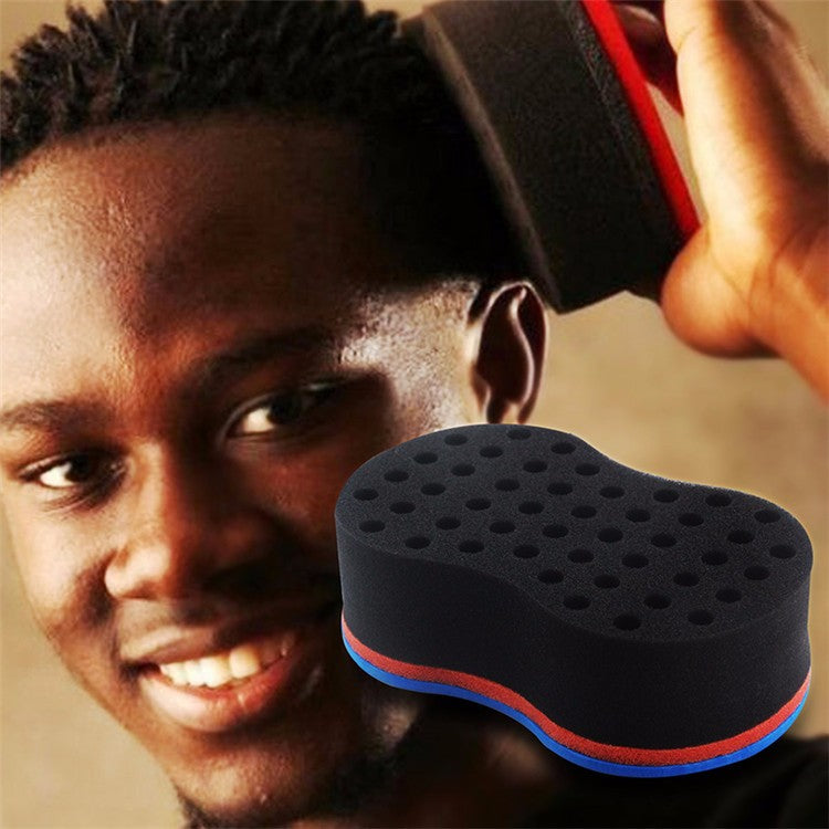 Hair Twist Sponge for African man hair Styling Tools