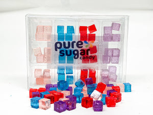 Very Berry Candy Cubes