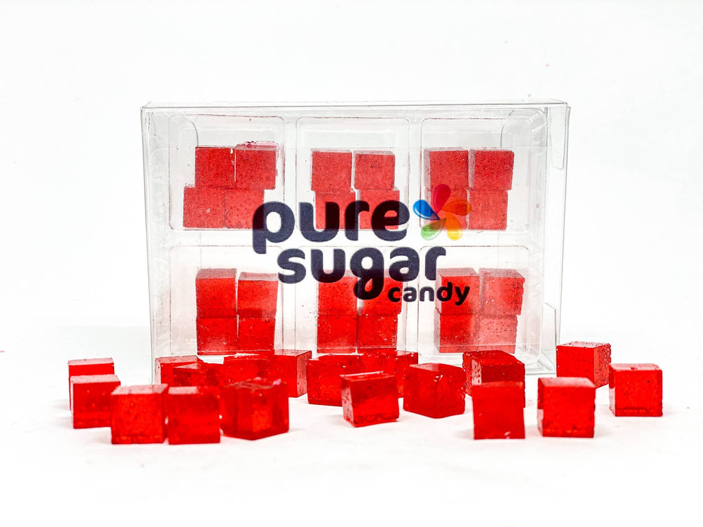 Red Hot Cinnamon - Candy Cubes