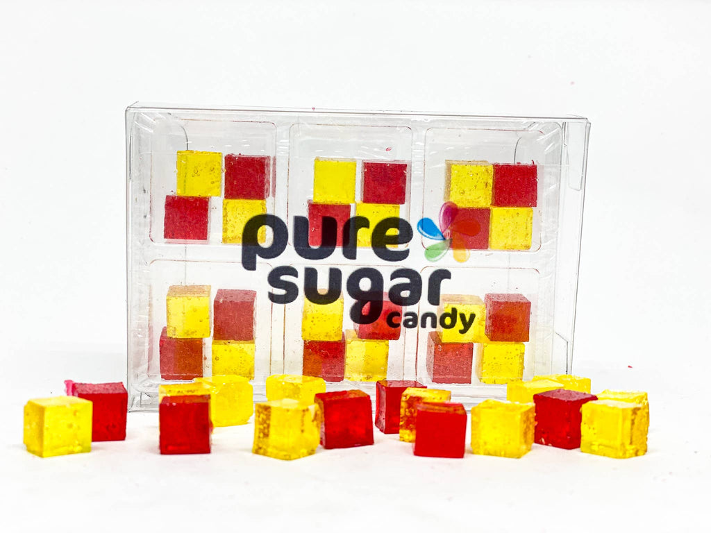Raspberry Lemonade - Candy Cubes