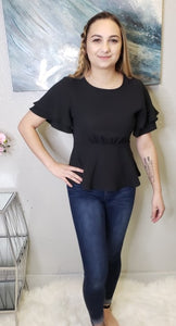Bailey Top - Altered Apparel Boutique