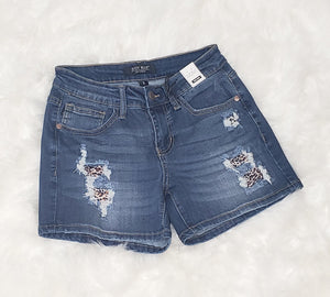 Judy Blue Wild Shorts - Altered Apparel Boutique