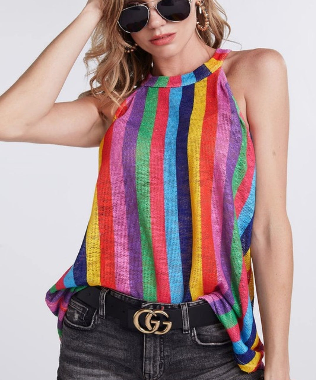 Grace Halter Top - Altered Apparel Boutique