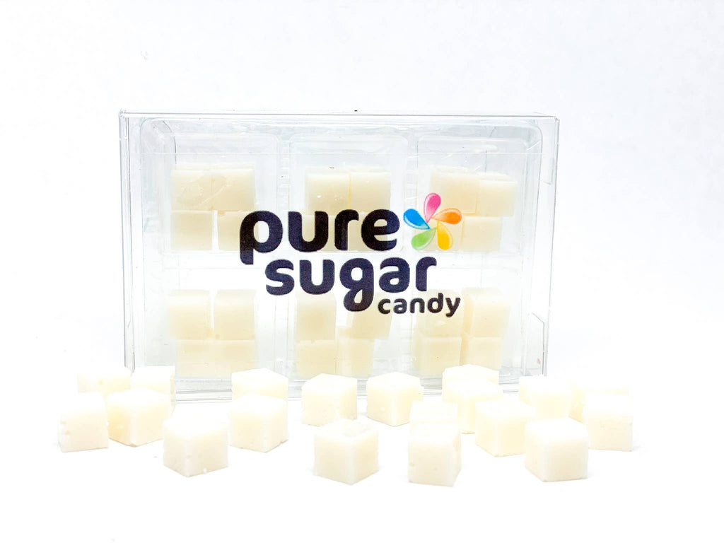 Coconut Candy Cubes