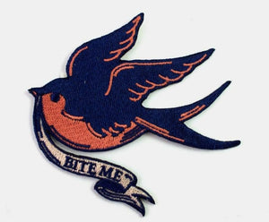 Bite Me Patch - Altered Apparel Boutique