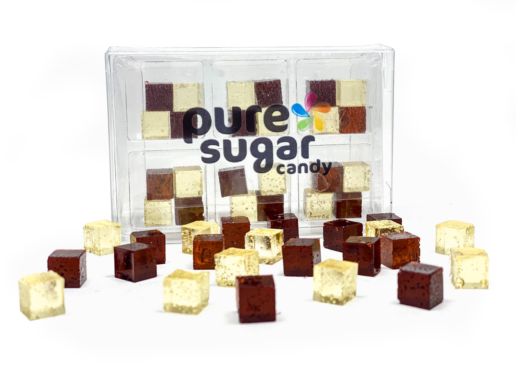 Chocolate Cake - Candy Cubes