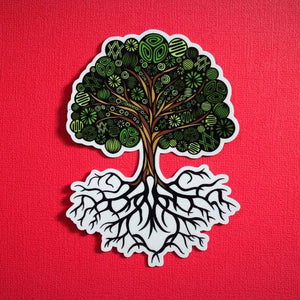Tree Sticker