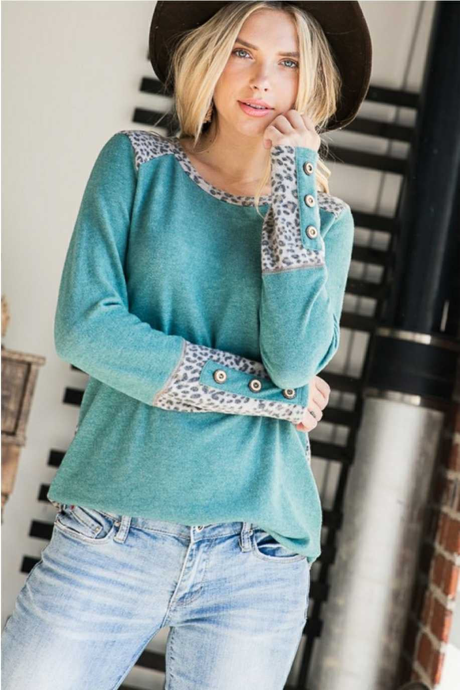 Melanie Long Sleeve