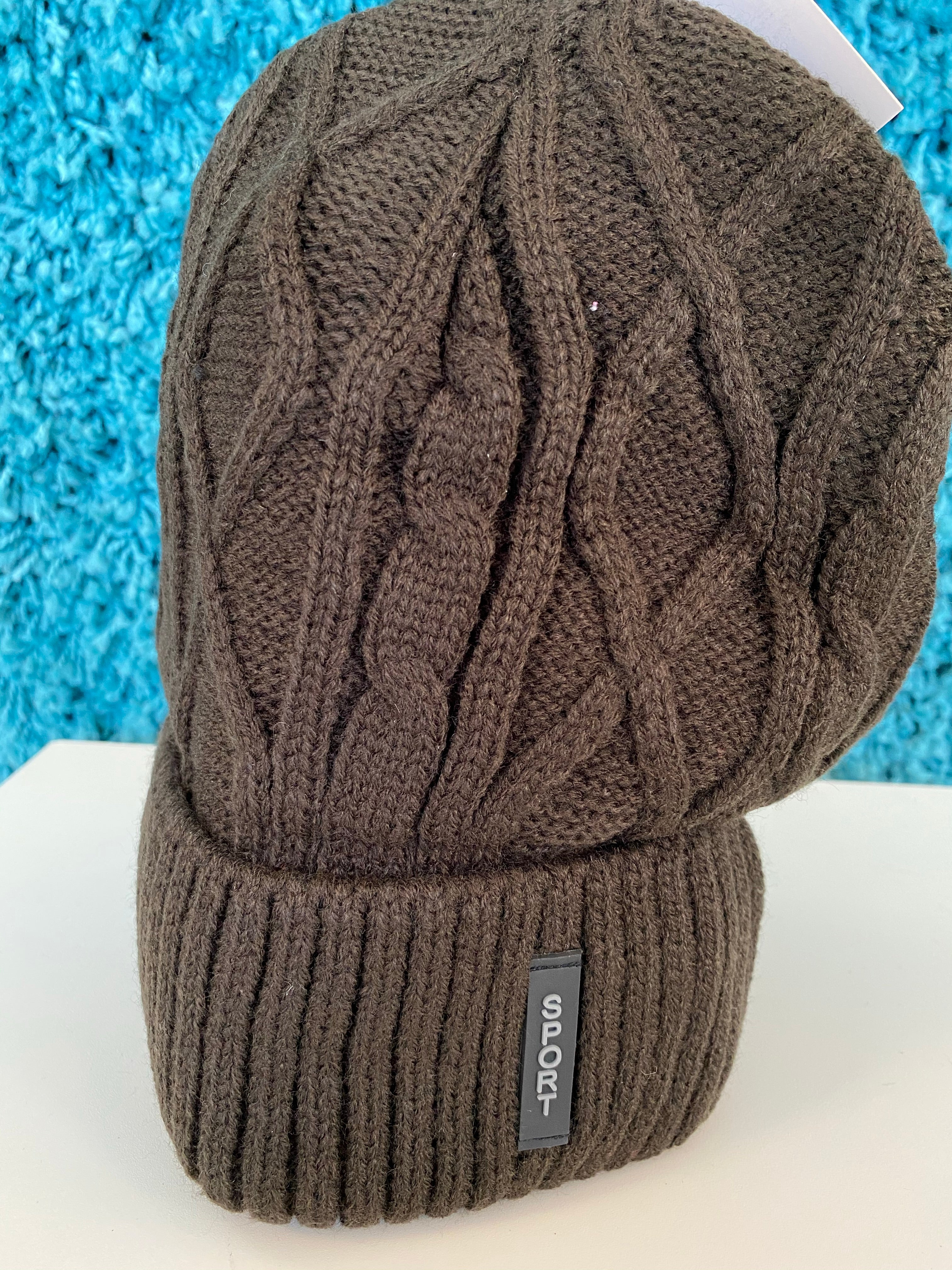 Ribbed Sport Beanie
