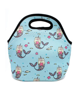 MerKitty Lunch Tote