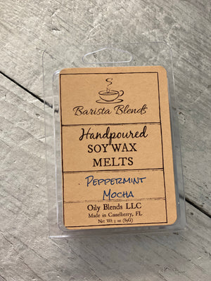 Hand Poured Wax Melts
