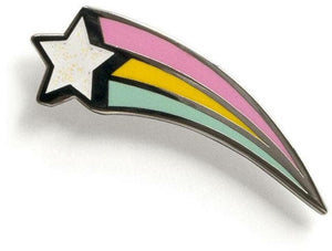 Shooting Star Pin - Altered Apparel Boutique