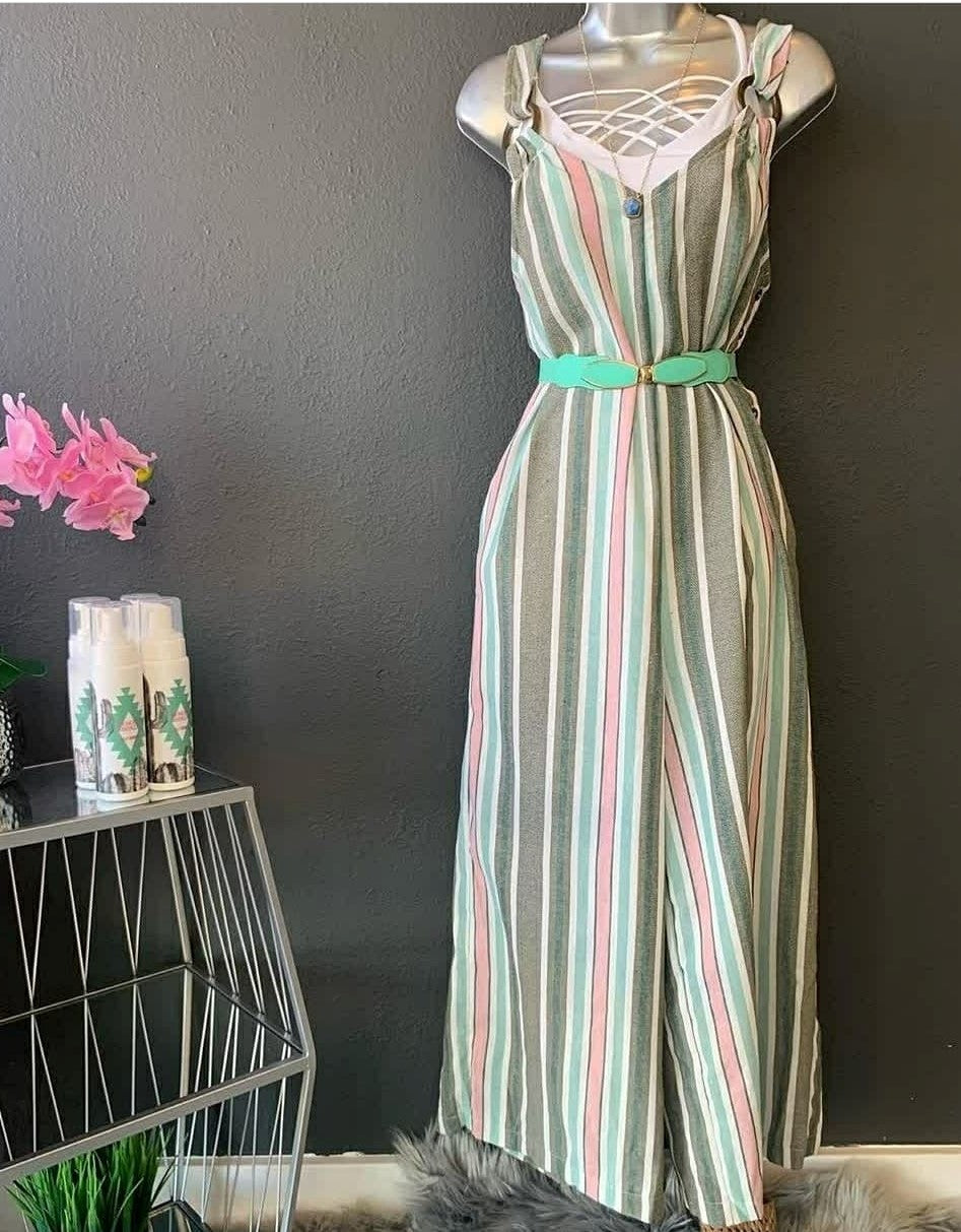 Bay Jumpsuit - Altered Apparel Boutique